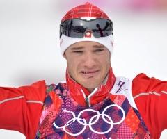 Олимпийский чемпион получил в подарок поросёнка «Сочи»