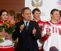 Москва встретила «Золотой рейс» из Сочи