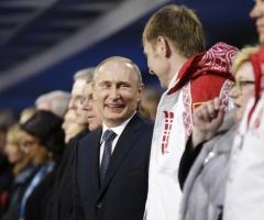 Владимир Путин: Олимпиада в Сочи приоткрыла русскую душу