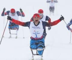 Российские паралимпийцы побили собственный ванкуверский рекорд