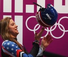 Американская атлетка «наткнулась на волка» в отеле Сочи