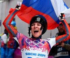Никитина: Медаль для России выиграла, теперь можно прыгнуть с парашютом