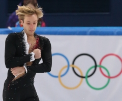 Плющенко после извлечения шурупов: Кто-то скажет, я дурак