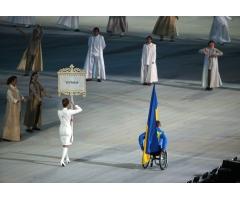 Украинские спортсмены устроят акцию протеста на Паралимпиаде