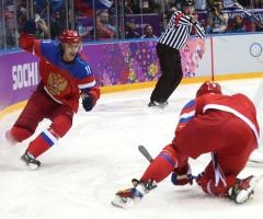 Патрик Руа: Лучшие российские хоккеисты были невидимы на Олимпиаде
