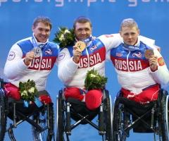 Россия досрочно выиграла Паралимпийские игры