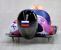 Российская скелетонистка принесла стране 12-ю медаль Олимпиады