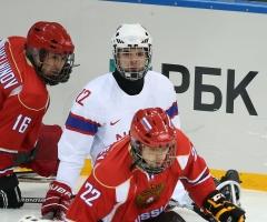 Россия вышла в финал турнира по следж-хоккею на Паралимпиаде