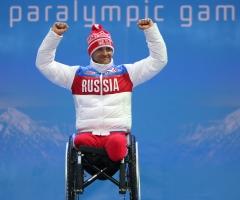 Петушков стал четырехкратным чемпионом Паралимпиады в Сочи