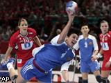 Женская сборная России по гандболу в...