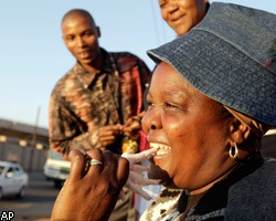 В ЮАР курят мозги грифов, чтобы определить победителя ЧМ