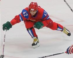 Сборная России по хоккею понесла тяжелую потерю