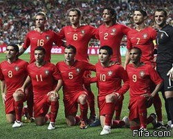 Очередная победа команды Португалии